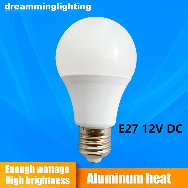 E2712v Dc Led Lamps Cool White Down Lights Home Globe Interior Lighting 3w 5w 7w 9w 12w 15w Replacement Bulbs Camping Emergency Interior Lighting Bulb Led Lamp