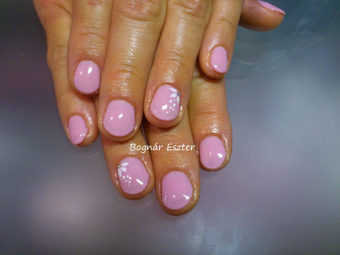 Orly GelFx -Lift the Veil # nails | www.facebook.com/be.manicure ...