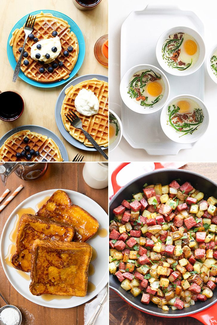 Warm yourself up with these cold weather breakfasts! #recipes