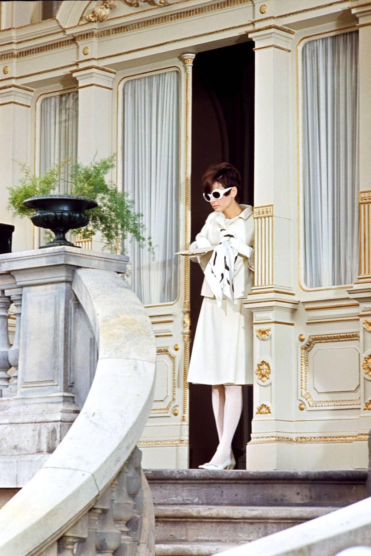 Audrey Hepburn: Style File #celebrityphotos