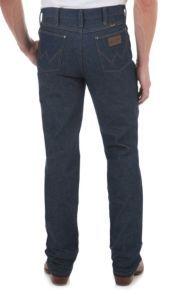 Wrangler® Premium Performance Cowboy Cut™ Rigid Indigo Slim Fit Jeans | Cavender's