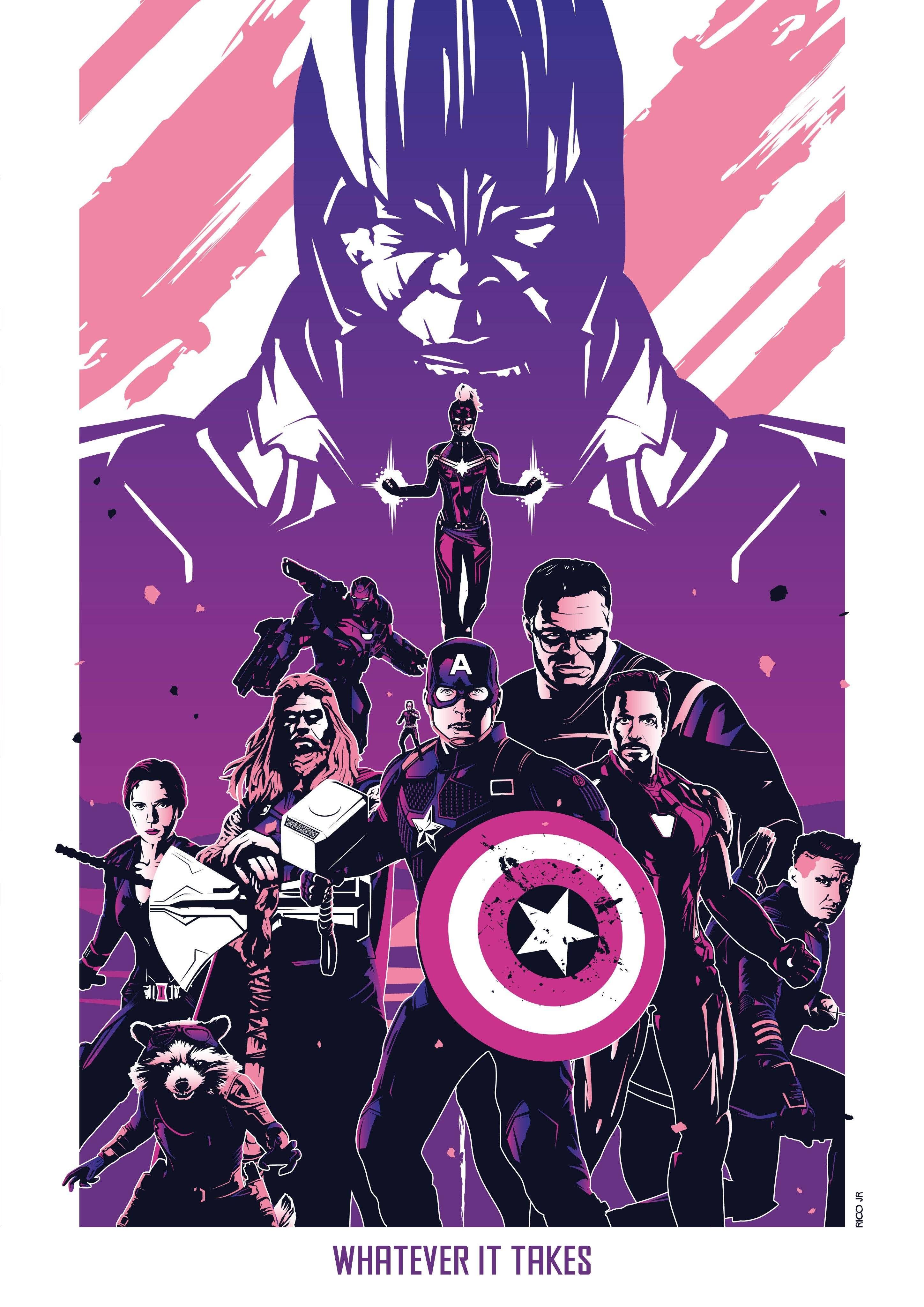 Avengers Endgame Fond D Ecran Avengers Poster Marvel The Avengers