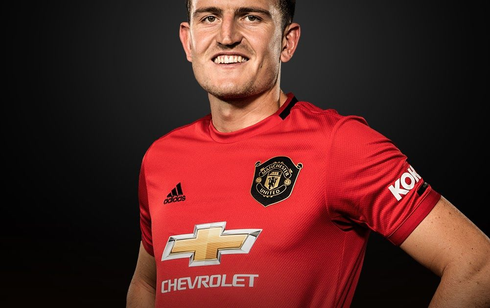 Harry Maguire Defender Man Utd First Team Player Profile Peter Schmeichel Says Harry Magui In 2020 Manchester United Players Manchester United Fans Manchester United