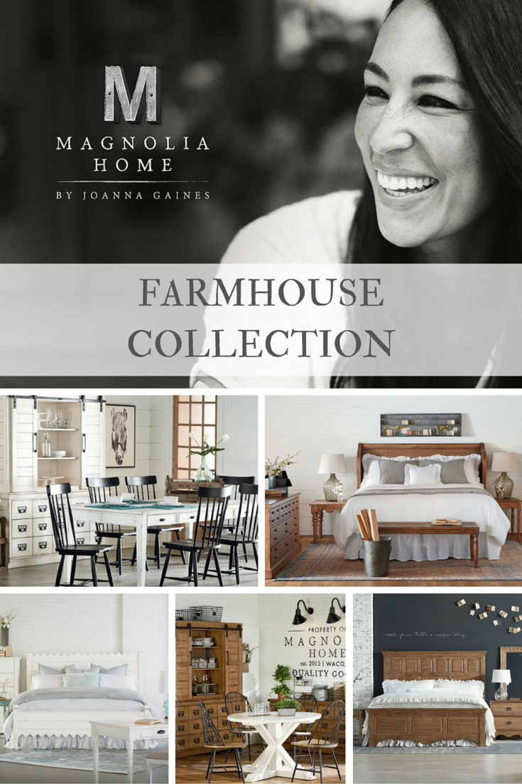 take a closer look at the farmhouse pieces in the magnolia home by