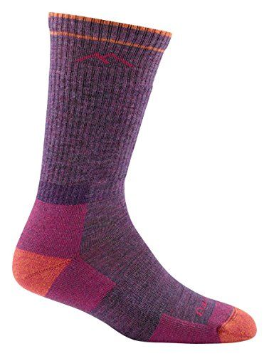 Hiker Boot Sock Cushion Plum Heather Medium >>> Continue to the product at the image link.