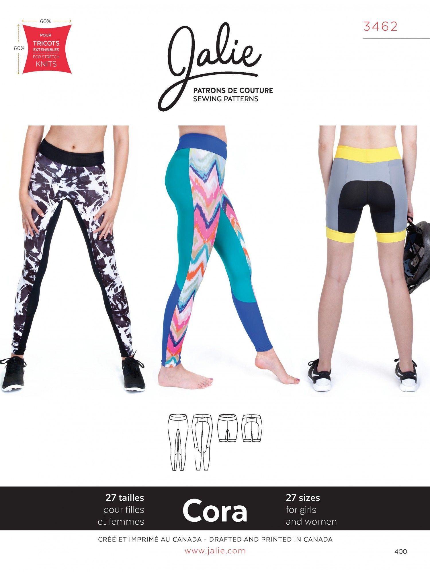 CORA Tights and Shorts