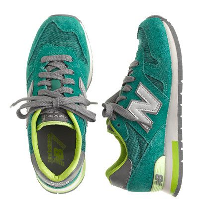 Kids' New Balance® for crewcuts K1300 sneakers in green | Kids ...