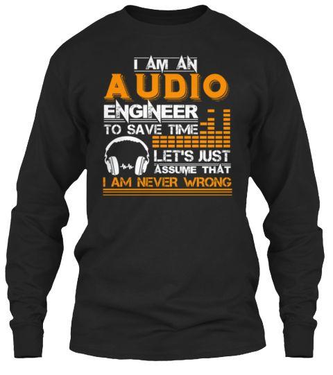 Audio Engineer Should Like This Sweatshirt