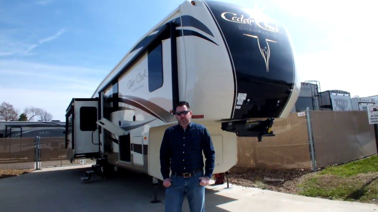 Cedar Creek Champagne Edition 38el Review Camping Rving Camper Wiring Diagram