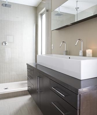 Love The Sink And Mirror Cabinet Abovejeff Lewis Is Genius