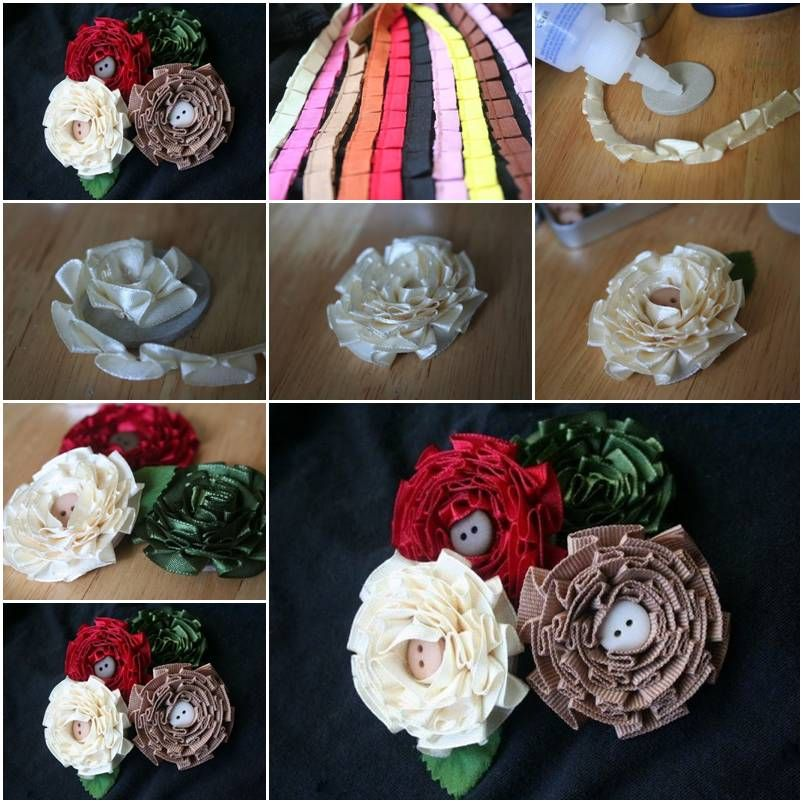 How to make simple flower of tapes step by step diy tutorial how to make simple flower of tapes step by step diy tutorial instructions how to solutioingenieria Image collections