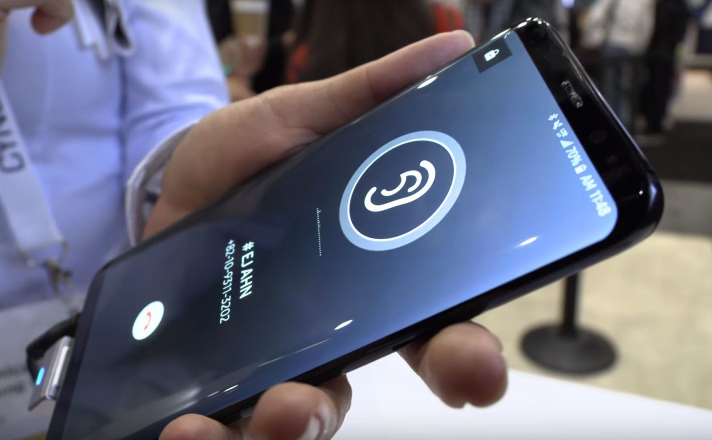 Video See SpeakerLess Audio Tech That Galaxy S10 May