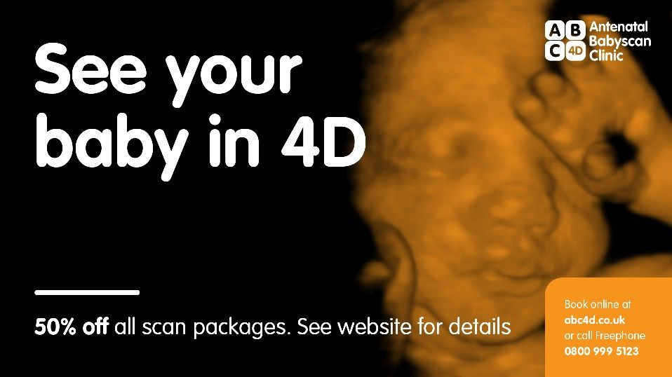 baby scan deals edinburgh