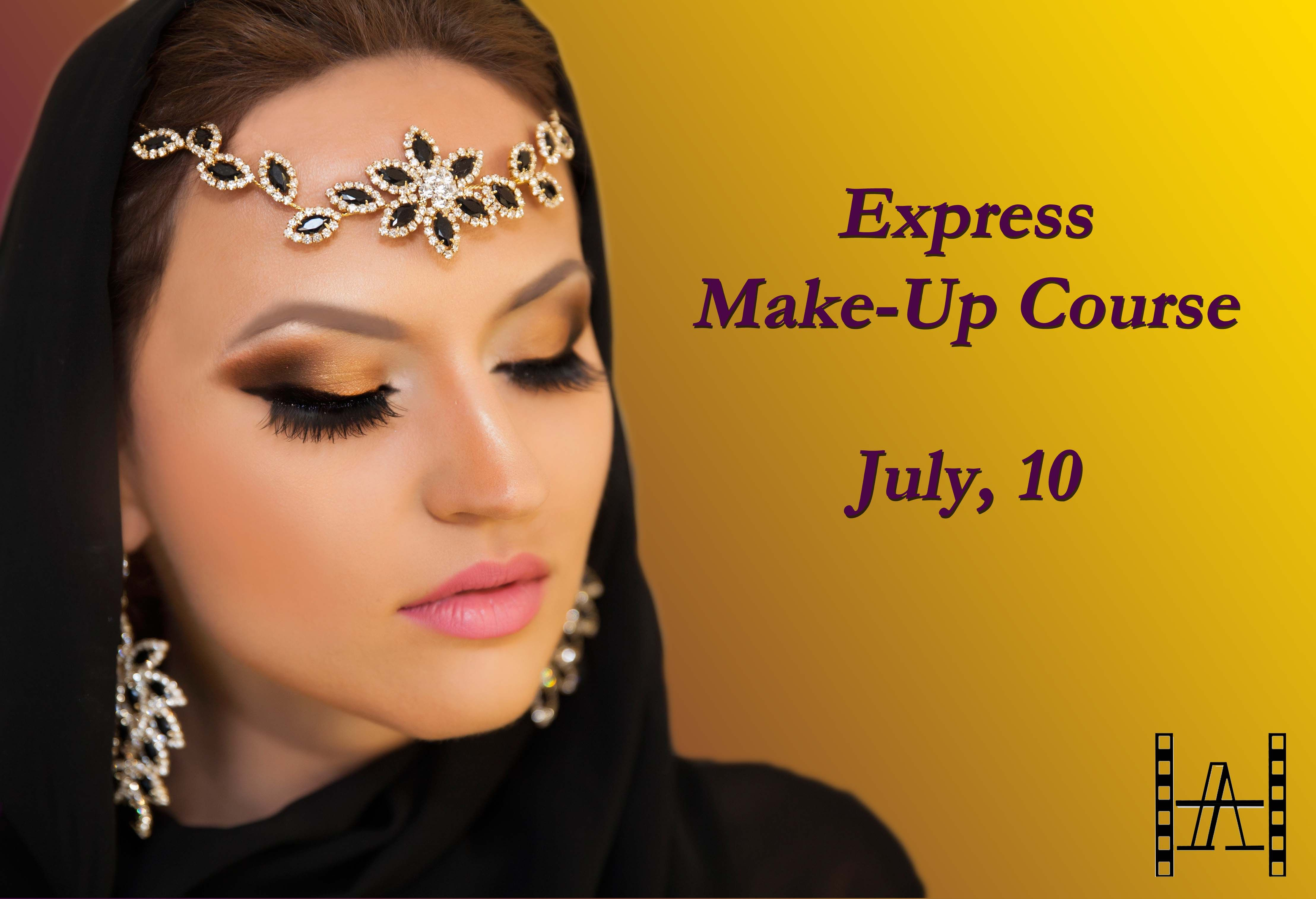 Be a professional makeup artist in just 10days? YES! Join