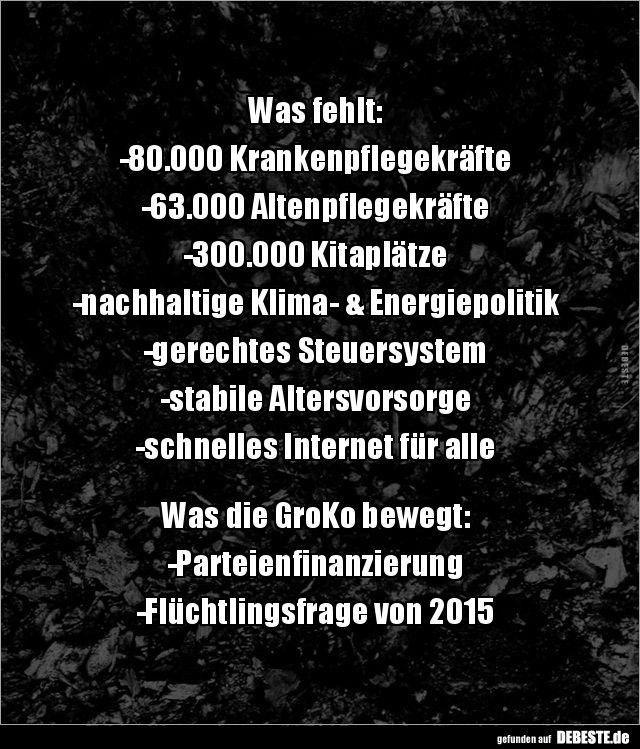 Was Fehlt 80 000 Krankenpflegekrafte Lustige Bilder Spruche Witze Echt Lustig Zitate Zum Thema Liebe Lustige Freundschaftszitate Schlaue Zitate