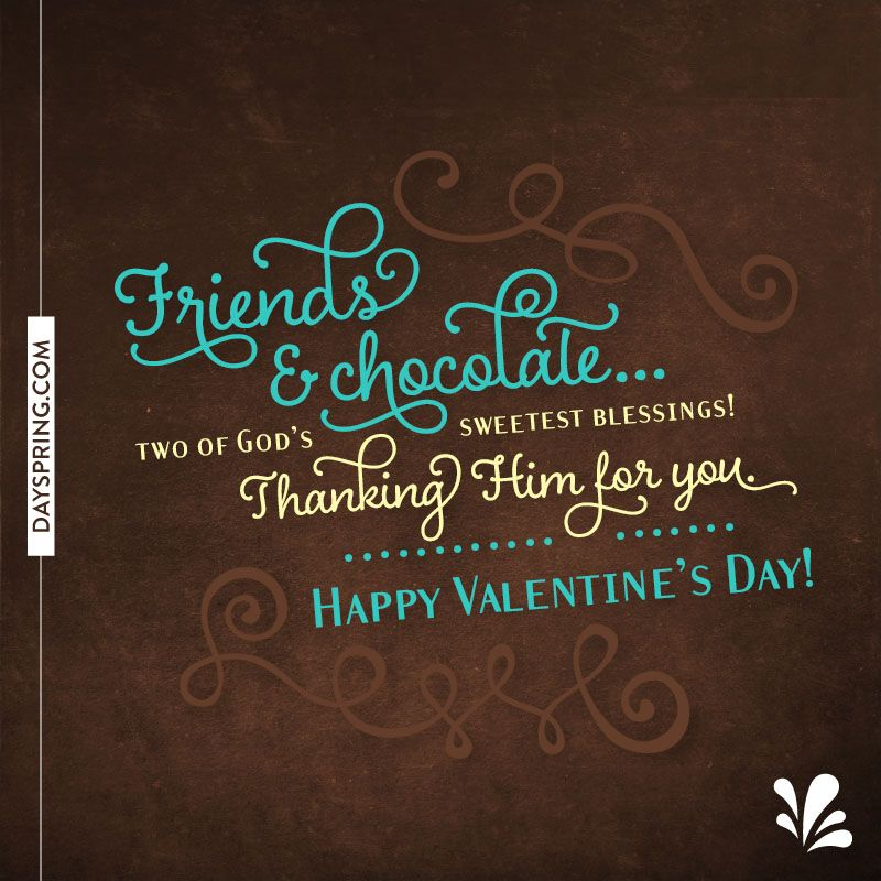 Friend Valentines Quotes: Valentine's Day Ecards
