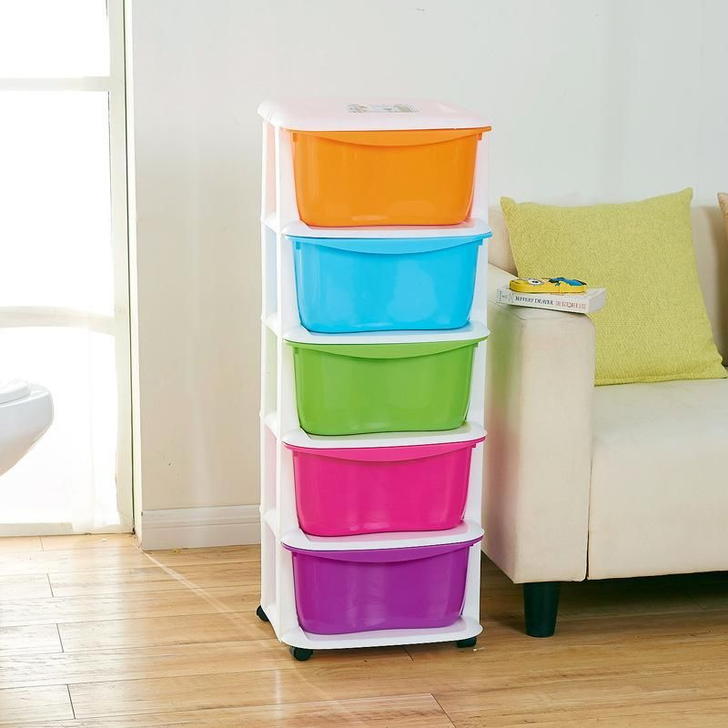 Baby Drawer Cabinet Finishing Clothes Holding A Good Assistant Plastic Storage Box Of Children S Toys Clothes Storage Boxes Plastic Storage Plastic Box Storage