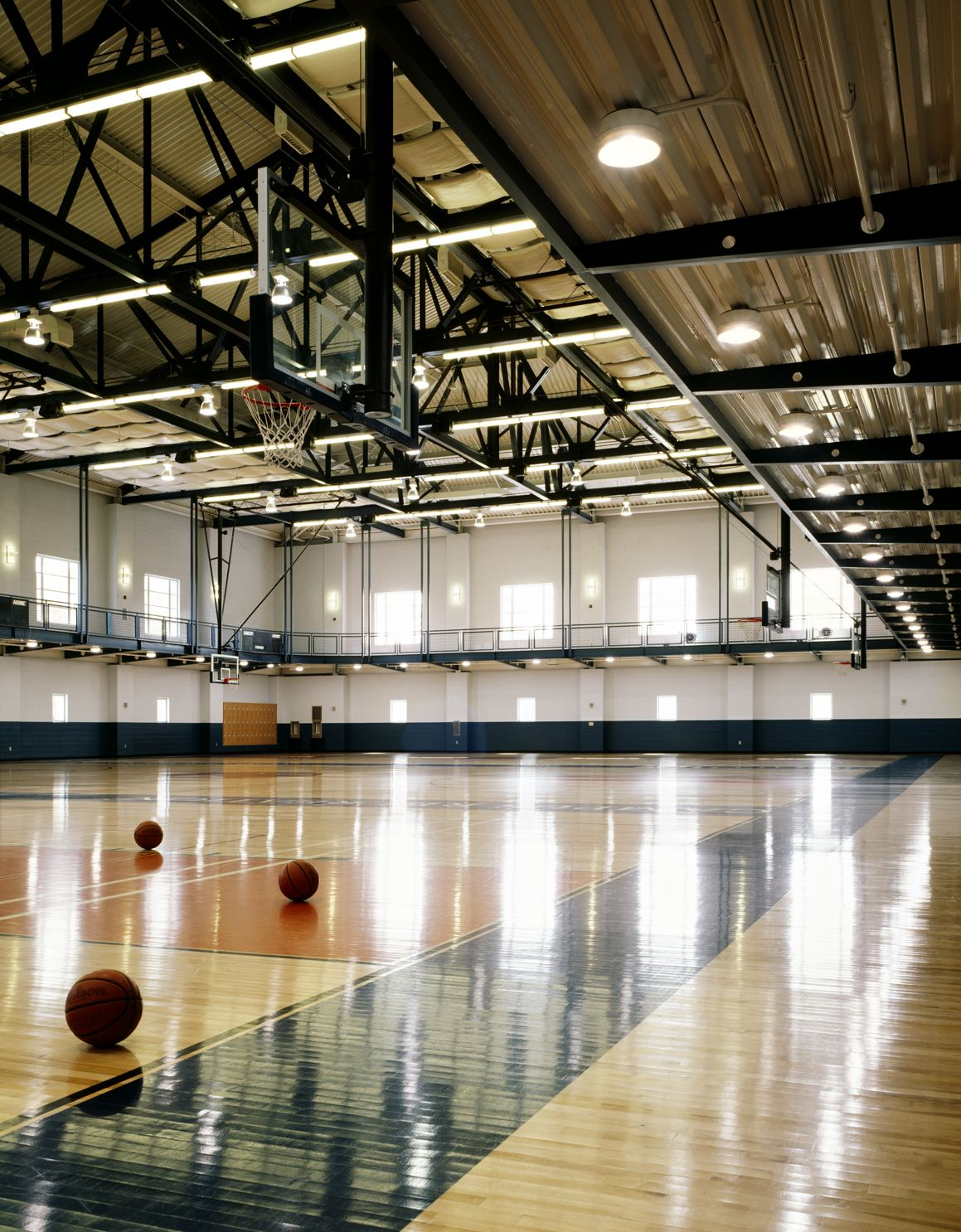 University Of Illinois At Urbana Champaign Campus Recreation Center East Crce Triple Court Gymnasium Voa Basketball Room Indoor Volleyball School Campus