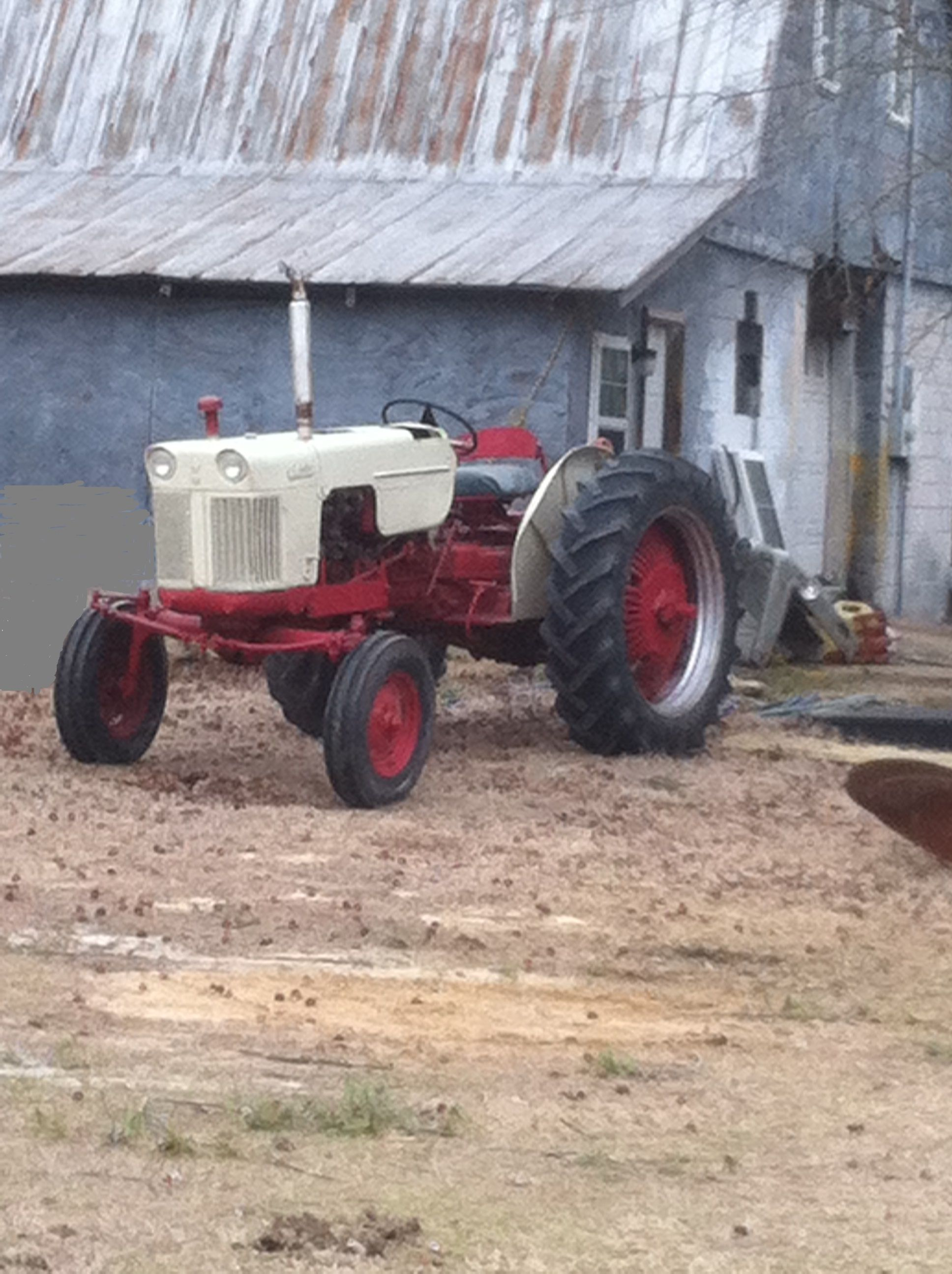 511b case tractor 48 hp work force ford tractors