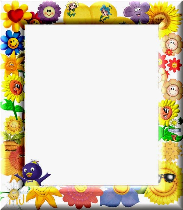 Maestra de primaria marcos infantiles para fotos y marcos - Cuadros para decorar fotos gratis ...
