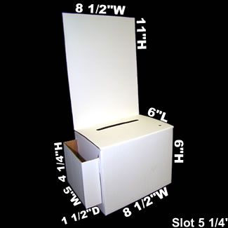 cardboard suggestion box   Boxes   Pinterest   Suggestion box and ...