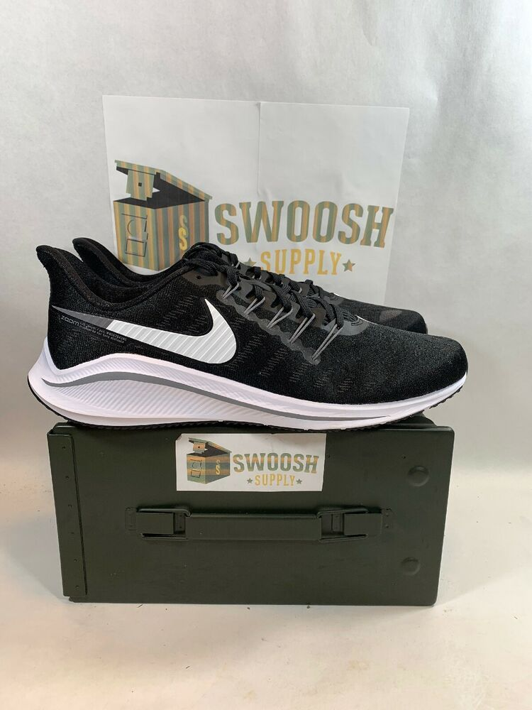 reputable site b28fe 2c9d2 Advertisement  Nike Air Zoom Vomero 14 Running Shoes AQ3122-010 Black Size  13 WIDE  Nike