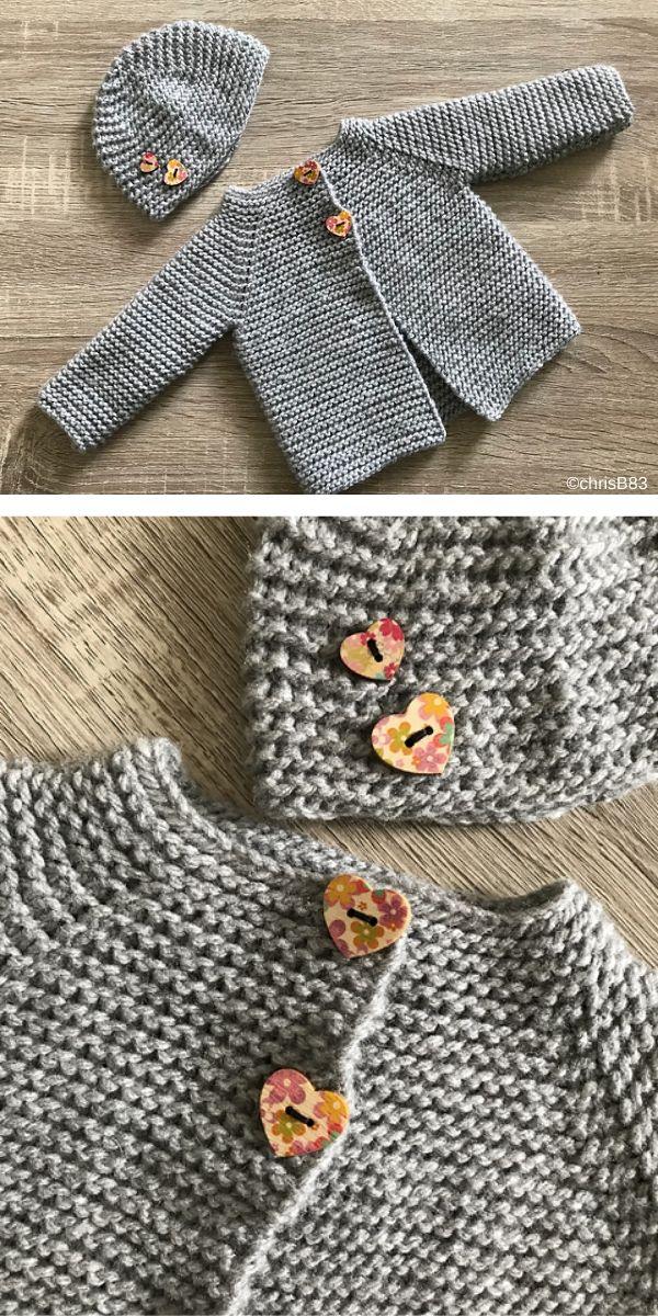 Amazing Baby Jackets Free Knitting Patterns