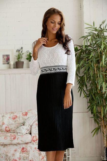 Купить платье плиссе в интернет магазине