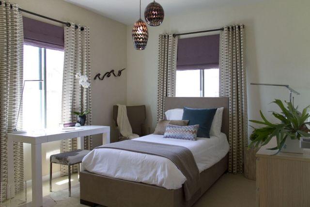 31 Ideen für Schlafzimmergardinen und Vorhänge | Schlafzimmer ...