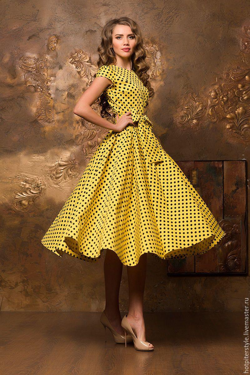 3dcdcfa4a6136bc Купить Платье в стиле 60-х , летнее платье - купить купить платье ...