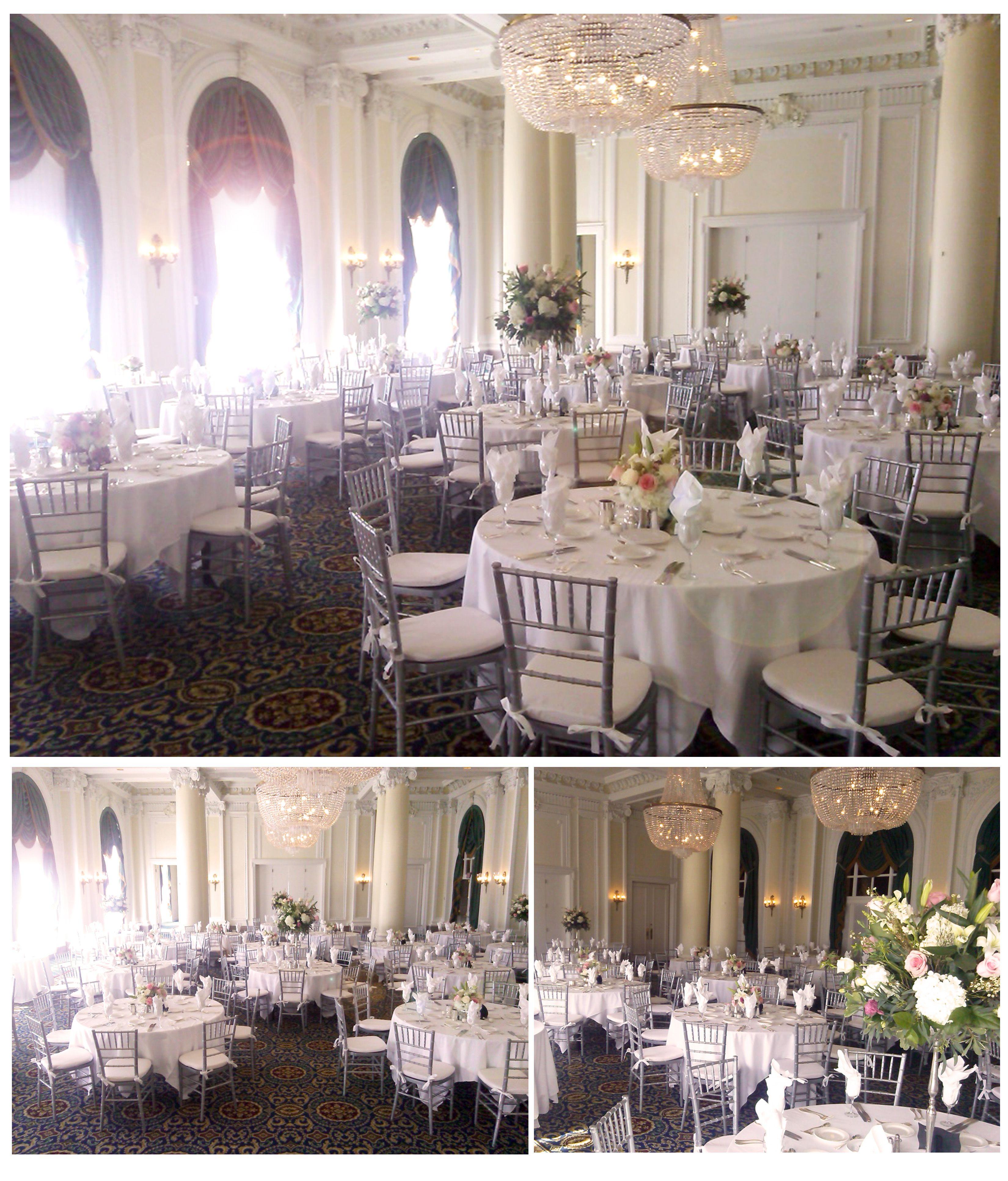 Richmond Virginia Wedding Jefferson Hotel The Prop Shop Events