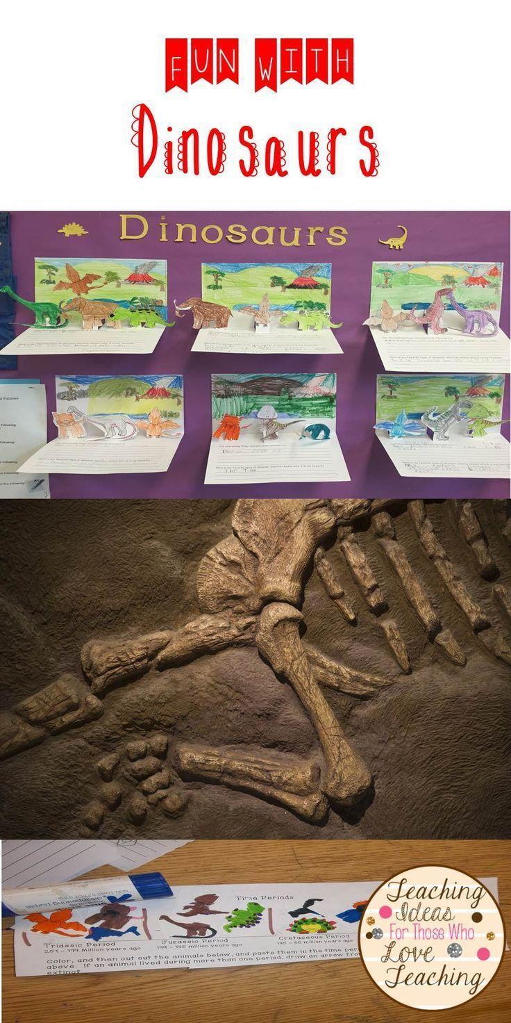 medium resolution of Fun and easy dinosaur activities for kids   Dinosaur activities