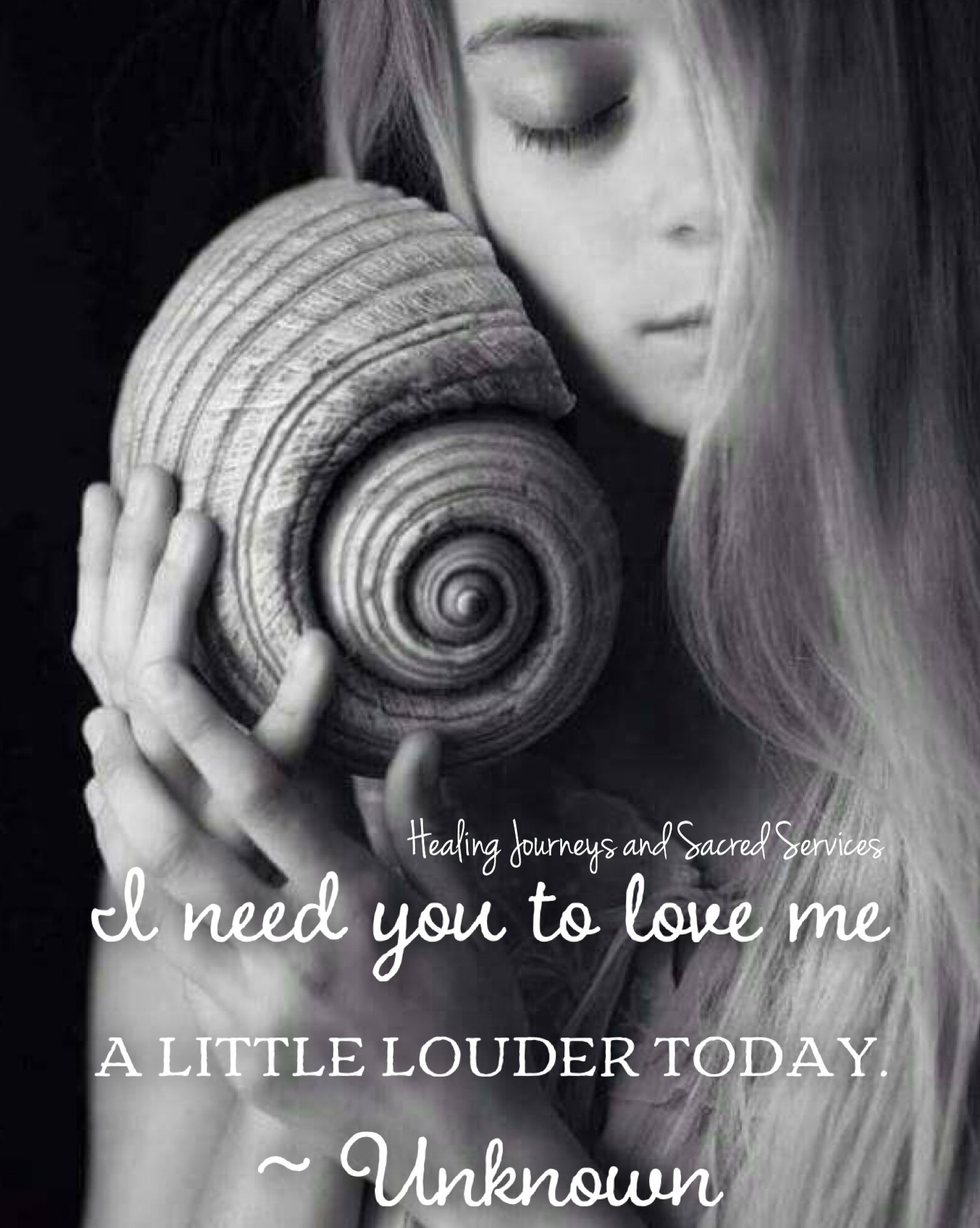 Love Me A Little Louder  Visit Healing Journeys and Sacred
