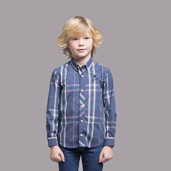 7bf1aad18af Camisa Luis para niño de La Jaca de Doñana