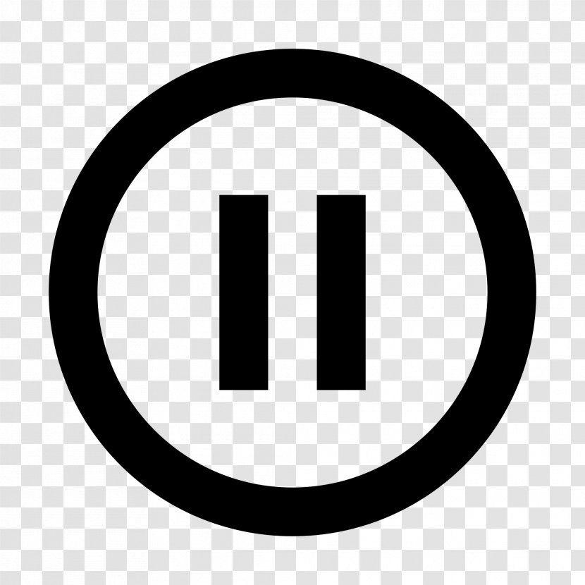 Download Icon Design Pause Button Icon Design Trademark Logo Brand Area Button Sign Icon Design Hand Lettering Logo Retro Logo Design