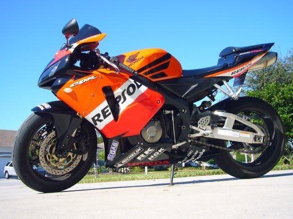2005 Cbr600rr Repsol Honda Cbr600rr Repsol Sportbike Motorrad