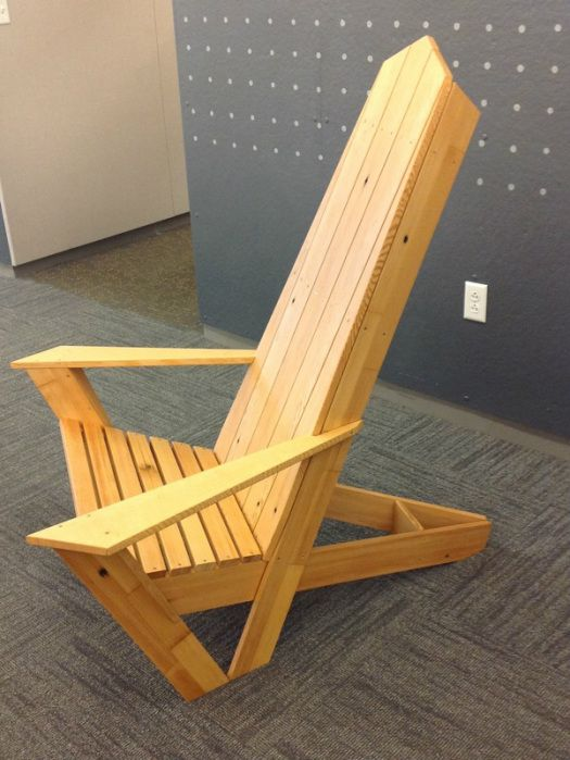 Frank Lloyd Wright Origami Chair Google Search Woodworking Chair Outdoor Furniture Plans Wooden Lawn Chairs