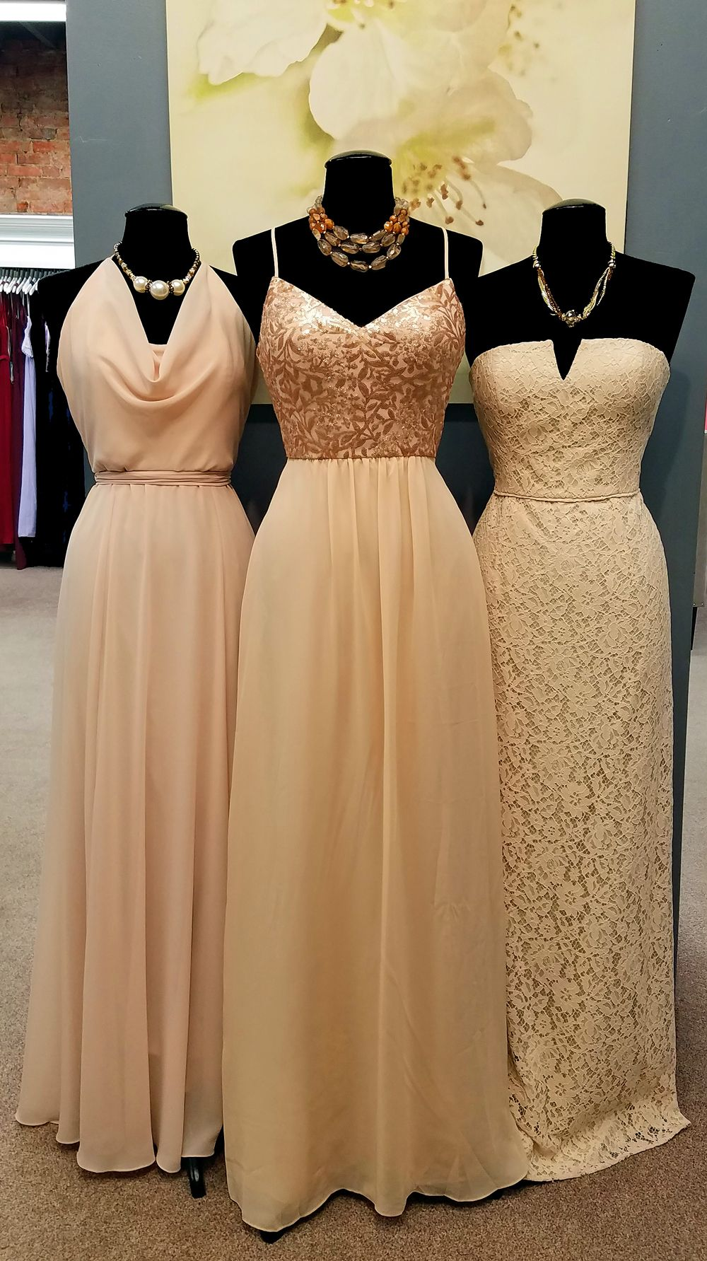 The Perfect Addition To Your Bridesmaid Gowns