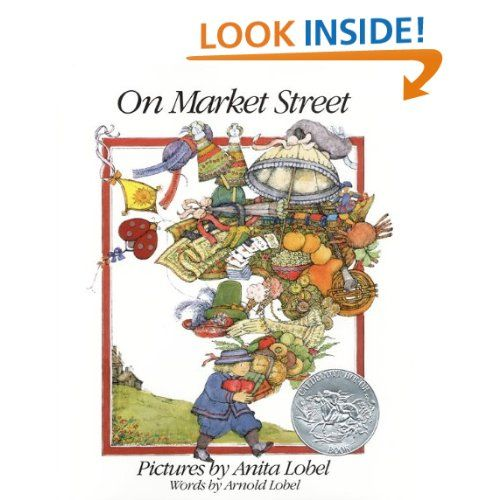 On Market Street (Turtleback School & Library Binding
