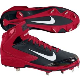promo code 5af2e 07aba ... Nike Men s Huarache Pro Mid Metal Baseball Cleat - Dick s Sporting  Goods ...