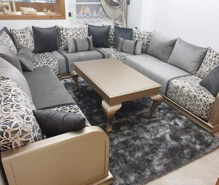 917 Mentions J Aime 14 Commentaires ديكور الدار Dar Decor1 Sur Instagram مساء الخير أح Classic Interior Design Luxury Sofa Set Designs Cool Room Decor