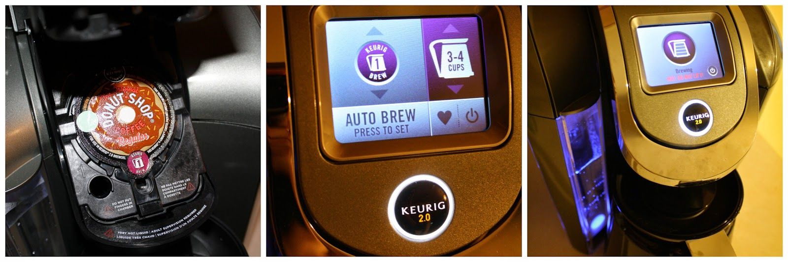 Keurig 2.0 Review (With images) Keurig, Reviews, Living well