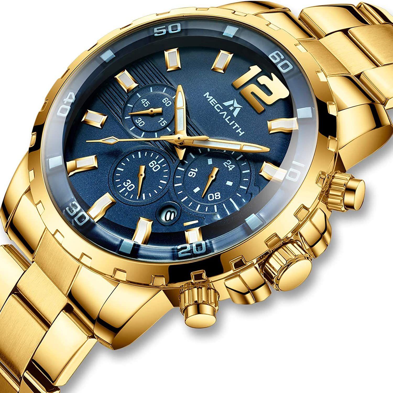 Relojes Hombre Relojes Grandes De Pulsera Militares Cronografo Disenador Luminosos Impermeable Reloj Hombr En 2020 Cronografo Relojes De Lujo Para Hombres Reloj Grande