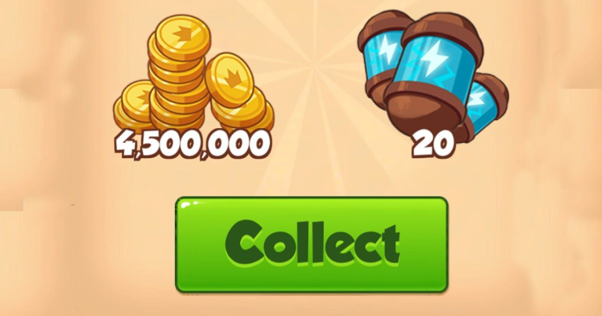 A blog about coin master free spins and coins link which