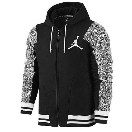 no sale tax new photos differently Jordan Varsity Ele Full zip jacket. #footlocker #jordan ...