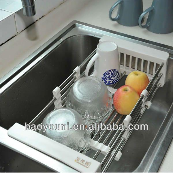 Flexible bonunion fregadero de la cocina de - Escurridor para fregadero ...