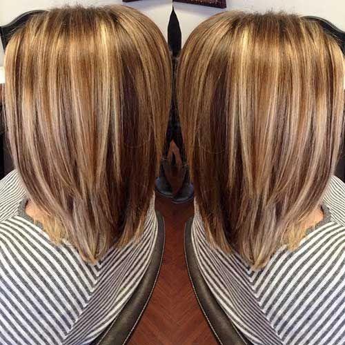 Outstanding Short Brown Hair For Ladies Hairstyles Pinterest