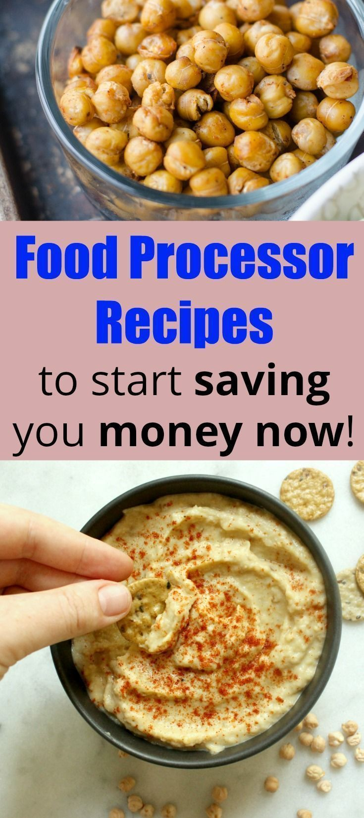8 Reasons To Fall In Love With Your Food Processor Food Processor Recipes Food Processor Recipes Healthy Food Processor Uses