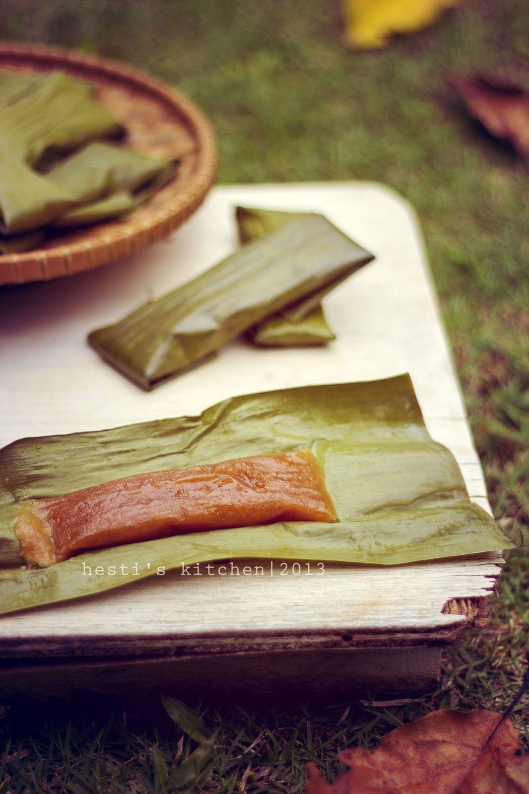 HESTI'S KITCHEN yummy for your tummy Lemet Savoury