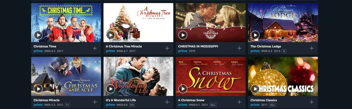 Christmas Movies On Amazon Prime Video Are Something Of A Mixed Bag On The One Hand Subscribers Have Best Christmas Movies Christmas Movies Amazon Prime Video